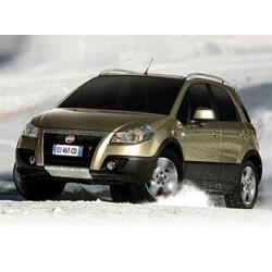 Авточехлы Автопилот для Fiat Sedici в Волгограде