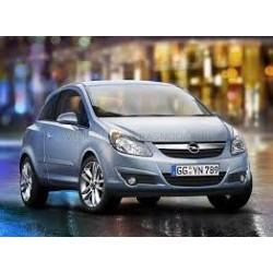 Авточехлы BM для Opel Corsa D в Волгограде